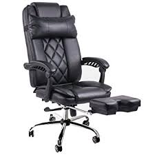 luxury leather office chair. btm luxury high back swivel recliner and footstool computer boss chair executive faux leather office chair luxury leather office f