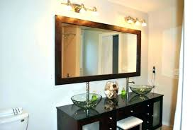 fine how to remove a bathroom mirror glued to the wall the outrageous cool wall mirror