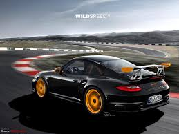 Porsche may introduce the New 997 II 911 GT2 'RS'! - Team-BHP