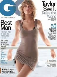 Taylor Swift Gets Sultry For Her Very First GQ Cover