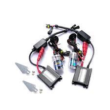 Kit Completo Xenon Xeno Lampade Fari Luci H7 6000 K Centraline 35w Auto E Moto