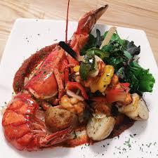 Caprilicious' Boston Lobster Dinner ...