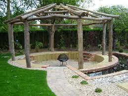 Cool Backyard Image Result For Cool Sunken Fire Pit Backyard Backyard