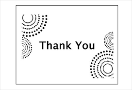 7+ Business Thank-You Cards - Free Sample, Example, Format   Free ...