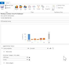 Using Charts Dashboards To View Survey Responses