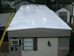 rubber roof for mobile home over plans total transformation 1 a new and r0