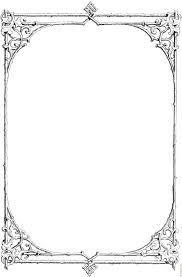 Victorian frame border Oval Free Black And White Borders Religious Free Clipart Victorian Clipartimagecom Afro American People Clipart Borders And Frames Clip Art Images