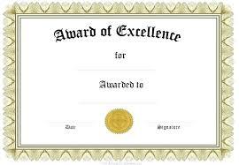 Award Certificates Word Mesmerizing Certificate Templates Microsoft Word Puebladigitalnet