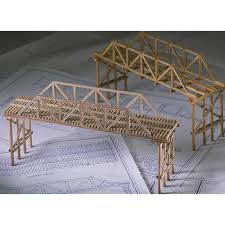 Balsa Wood Bridge Designs Balsa Bridge Building Kit