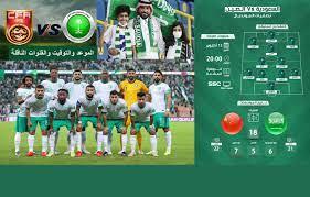 بث مباشر السعودية يلا شوت .. مشاهدة مباراة السعودية والصين بث مباشر تصفيات  مونديال اليوم 12-10-2021