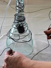 original joanne palmisano wine bottle pendants wrapping wire 3x4