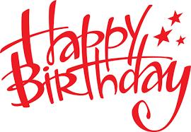 Best Happy Birthday Design Elements Vector Set Free Vector In