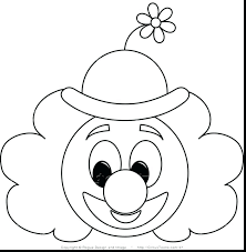 Dr Martin Luther King Coloring Pages Brilliant Clown Face Coloring ...