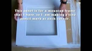 how to prepare a panel for oil painting by alan kingwell