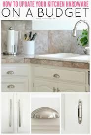 spray paint kitchen cabinet hardware trendyexaminer spray painting inside kitchen cabinets
