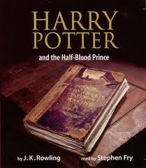harry potter and the half blood prince unabridged amazon co uk j k rowling stephen fry books
