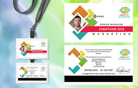 Identity Card Design Create A Professional Id Card Design In A Flash By Amandaes