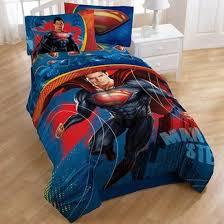 superman bedding