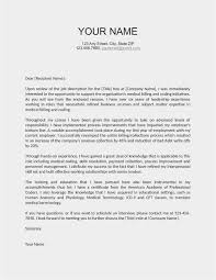 9 Free Cover Letter Examples For Jobs Cover Letter