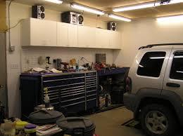 30x50 garage lighting grid