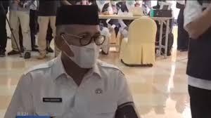 Gubernur Aceh Positif Terpapar Covid-19