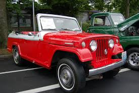 1969 Jeep Jeepster Commando - Information and photos - MOMENTcar