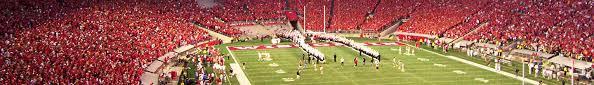 Wisconsin Badger Football Stadium Seating Chart Wisconsin Badgers Football Tickets Vivid Seats