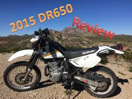 dr650 review you