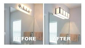 Vanity Light Refresh Kit Classy Catalina Vanity Light Refresh Kit Hang Services In Tn A Vanity Light