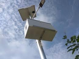 Doe Street Lighting Solar Street Light Sahilsolar