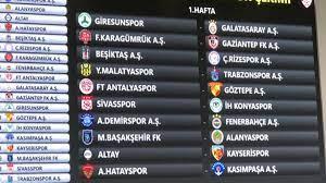 SON DAKİKA: Galatasaray, Beşiktaş, Fenerbahçe fikstür 2021! Süper Lig  fikstürü açıklandı - Fenerbahçe - Spor Haberleri