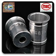 Mec Powder Bushing Chart Mec Powder Bushing Select Size Ballisticproducts Com