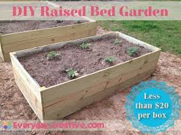 how to make a raised garden bed cheap. Unique Cheap Raised Bed Garden In How To Make A Cheap R