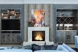 wall units custom design and