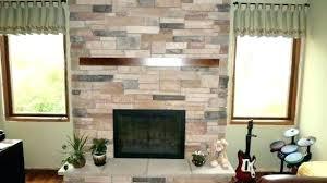 resurfacing fireplace brick diy reface fireplace with tile