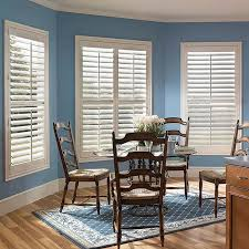plantation shutters. Perfect Shutters Fauxwood Plantation Shutters With N