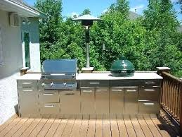 stainless steel outdoor kitchen. Stainless Outdoor Kitchen Cabinets Top Design Remarkable Steel .