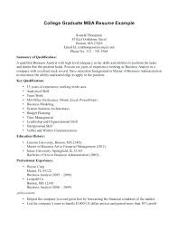 Mba Resume Format Resumes Samples Resume Format For Marketing ...