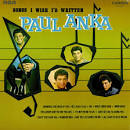 Songs I Wish I'd Written album by Paul Anka