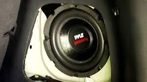 kia soul stock subwoofer speaker replacement