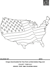 Small Picture Coloring Pages Coloring Page Flag Usa Pages Free Large Images