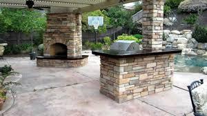 Eldorado Outdoor Kitchen Eldorado Hills Outdoor Kitchen With Fireplace And Awning By Gpt