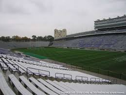 Ryan Field Seating Chart Ryan Field Tickets Northwestern Wildcats Home Games