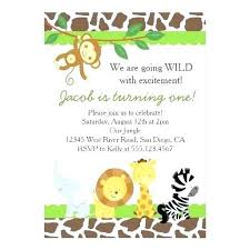 Free Printable Safari Birthday Invitations Zoo Birthday Invitation Printable Safari Party Invite Thank You Card