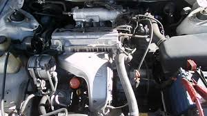 WRECKING 2001 TOYOTA CAMRY ENGINE 2.2, SK20, 5S (COIL PACK TYPE ...