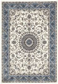 salaam white blue persian rug rugtastic with design architecture blue persian rug