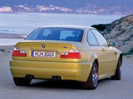 BMW M3 (E46) Coupe [Premium] 2004