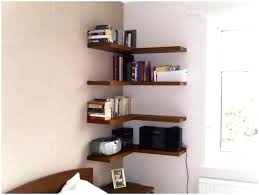 Modern Room Cook N Home 2 Tier Office Corner Shelf Unit Wall .