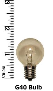 Globe Light Bulb Sizes G40 Bulb Size Sayiz Karikaturize Com