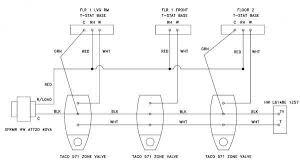 taco zone valve wiring diagram boulderrail org Taco 571 Zone Valve Wiring Diagram valve wiring wiring diagram for taco zone s 571 2 readingrat net amazing taco 571-2 zone valve wiring diagram